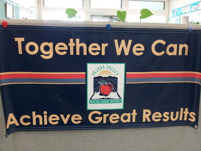 Together we can achieve great results